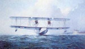 RAFYC plane